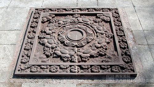 大雁塔北广场景观设计-西安美院资产经营有限责任