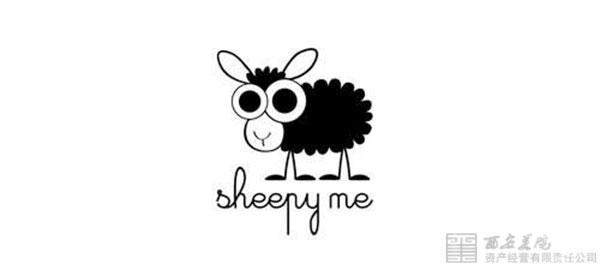 西美微课堂【230期】标志设计元素运用实例:绵羊-西安